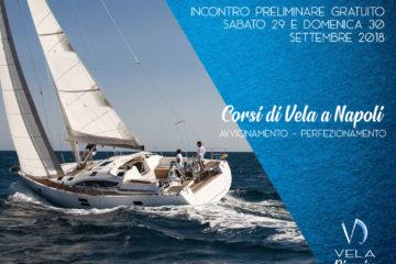 Corsi di vela a Napoli 2018
